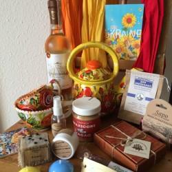 Geschäftsidee, Produkte Ukraine