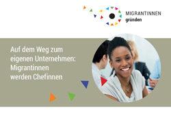 Broschüre Migrantinnen gründen